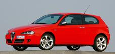 Alfa Romeo 147 3-doors (с 2005 года)