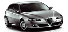 Alfa Romeo 147 5-doors (с 2005 года)