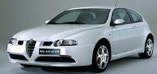 Alfa Romeo 147 GTA (с 2002 года)