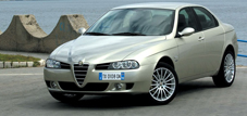 Alfa Romeo 156 II (с 2003 по 2006 годы)