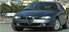 Alfa Romeo 156 Sport Wagon II (с 2003 по 2006 годы)