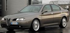 Alfa Romeo 166 (936) (с 2003 по 2007 годы)