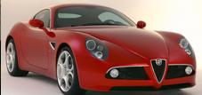Alfa Romeo 8C Competizione (с 2007 года)