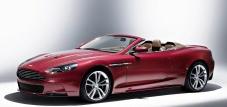 Aston Martin DBS Volante (с 2007 года)