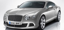 Bentley Continental GT (с 2010 года)