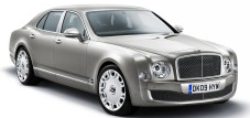 Bentley Mulsanne (с 2010 года)