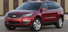 Chevrolet Traverse (с 2011 года)