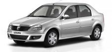 Dacia Logan (с 2008 года)