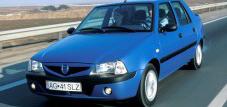 Dacia Solenza (с 2003 года)