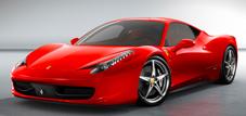 Ferrari 458 Italia (с 2009 года)