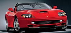Ferrari Barchetta (с 2000 по 2006 годы)