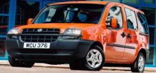 Fiat Doblo I (с 2000 по 2010 годы)
