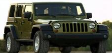 Jeep Wrangler (с 2006 года)