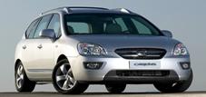 Kia Carens II (MG) (с 2006 года)