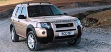 Land Rover Freelander (LN) (с 2001 по 2006 годы)