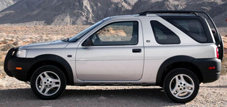 Land Rover Freelander Hard Top (с 1998 по 2006 годы)