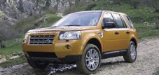 Land Rover Freelander II (с 2006 года)