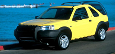 Land Rover Freelander Soft Top (с 2001 по 2006 годы)