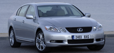 Lexus GS III (с 2004 по 2007 годы)