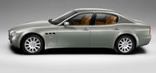 Maserati Quattroporte (с 2004 года)