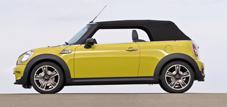 Mini Cooper S Roadster (с 2012 года)