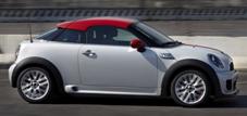 Mini John Cooper Works Coupe (с 2011 года)