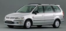 Mitsubishi  Space Wagon (с 2002 по 2004 годы)