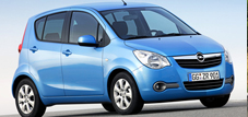 Opel Agila II (с 2008 года)