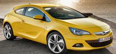 Opel Astra GTC H (с 2005 года)