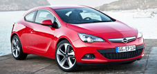 Opel Astra GTC J (с 2011 года)