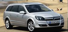 Opel Astra H Caravan (с 2004 года)