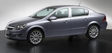 Opel Astra H Sedan (с 2007 года)