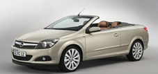 Opel Astra H TwinTop (с 2006 года)