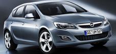Opel Astra J (с 2009 года)