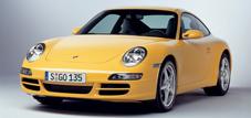 Porsche 911 Carrera (997) (с 2004 по 2011 годы)