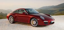 Porsche 911 Targa (996) (с 2001 по 2005 годы)