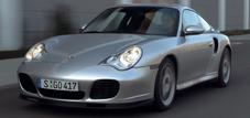 Porsche 911 Turbo (996) (с 2001 по 2007 годы)