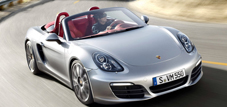 Porsche Boxster (981) (с 2012 года)