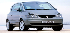 Renault Avantime (с 2002 года)