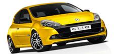 Renault Clio RS (с 2009 года)