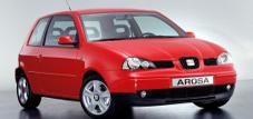 Seat Arosa (с 2000 по 2005 годы)