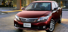 Toyota Allion (с 2002 года)
